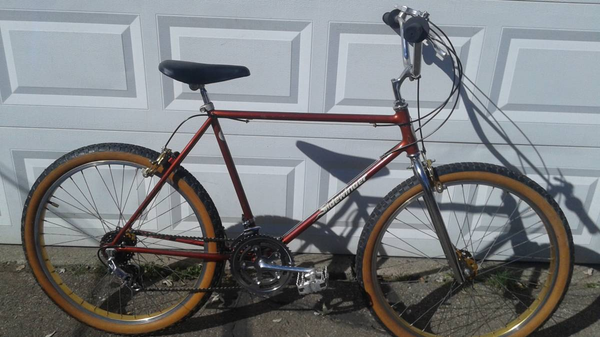 Sold - 1982 Schwinn Sidewinder | The Classic and Antique