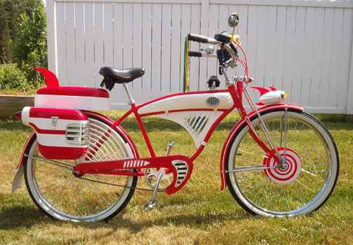Pee Wee Herman Replica lol!! | The Classic and Antique ...