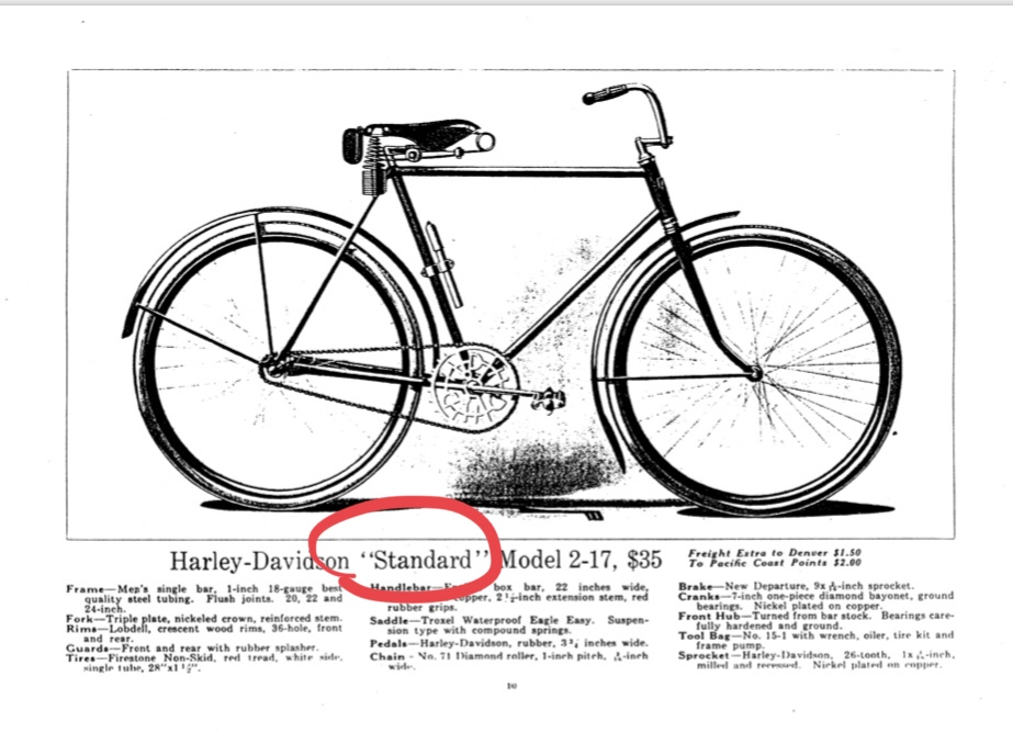 Harley Davidson Bicycle | The Classic and Antique Bicycle Exchange