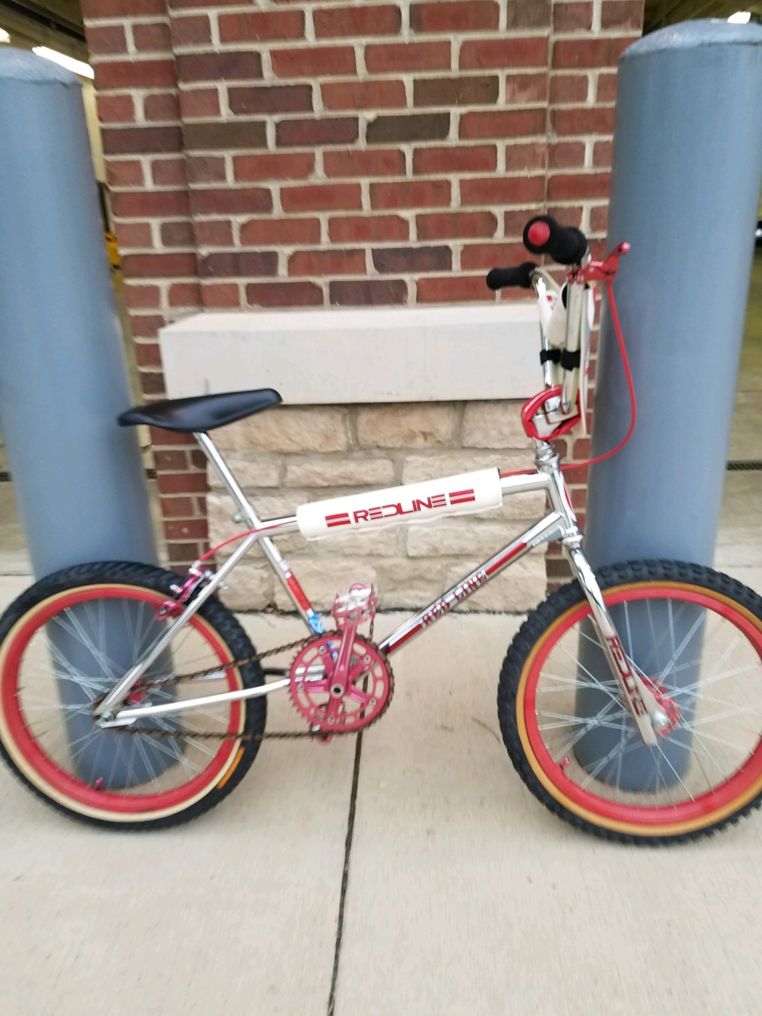 Vintage 1980 Redline Proline Bmx Bike Sell Trade Complete Bicycles The Classic And Antique Bicycle Exchange