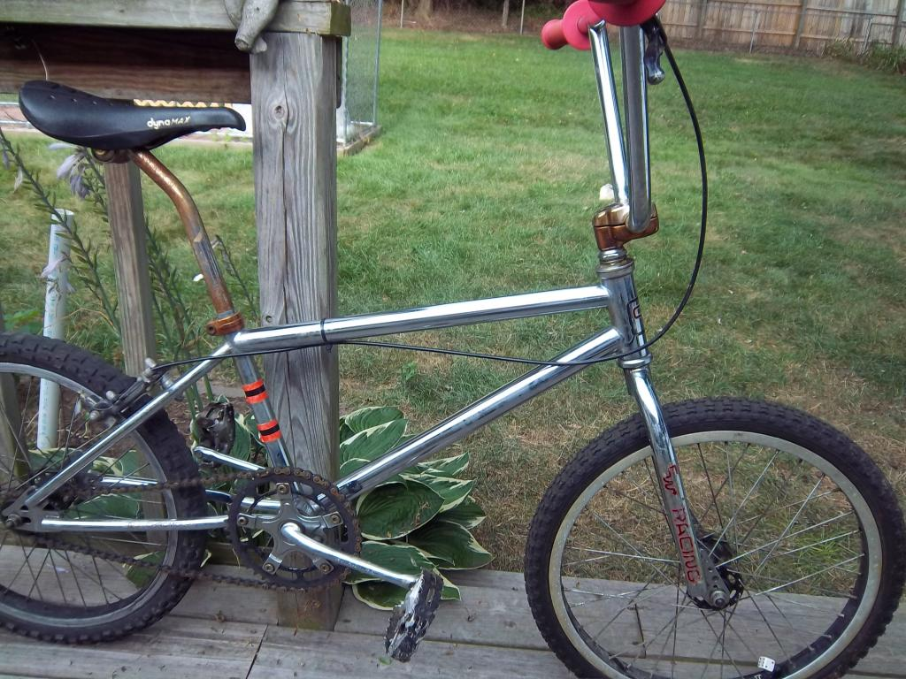 Old school C W Racing BMX | The Classic and Antique Bicycle