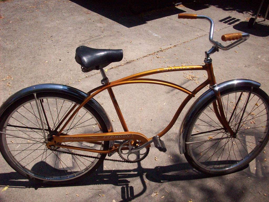3b771576571 1968 Schwinn Typhoon Deluxe | The Classic and Antique Bicycle Exchange