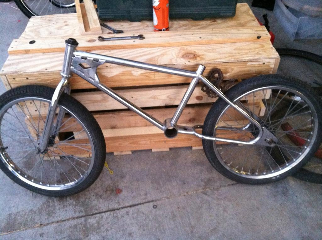 can anyone i d  this bmx? | The Classic and Antique Bicycle Exchange
