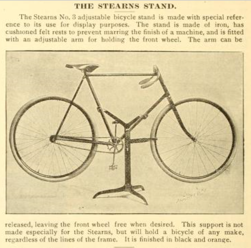 1895 Stearns Bicycle Stand.png
