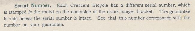 1897 Crescent Catalog Serial Number reference.JPG