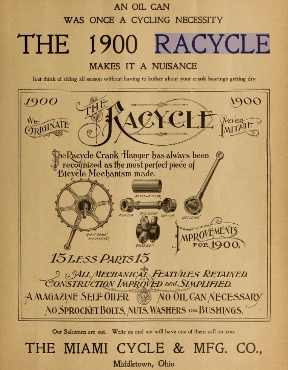 1900 Racycle Miami Crankset Explosion Image.png