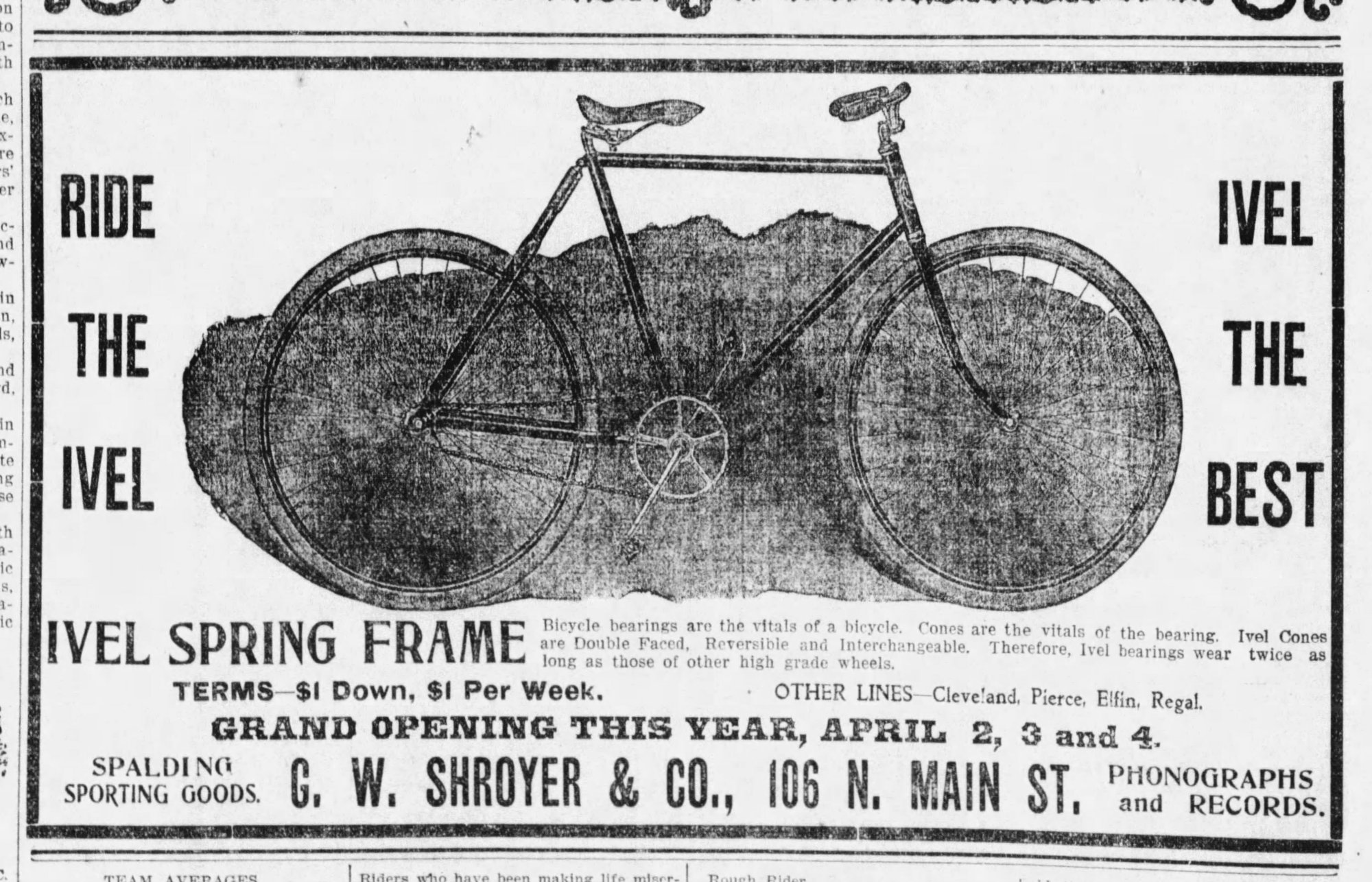 1902=Grand Opening includes IVEL SPRING FRAME +++The_Dayton_Herald_Sat__Mar_29__1902_.jpg