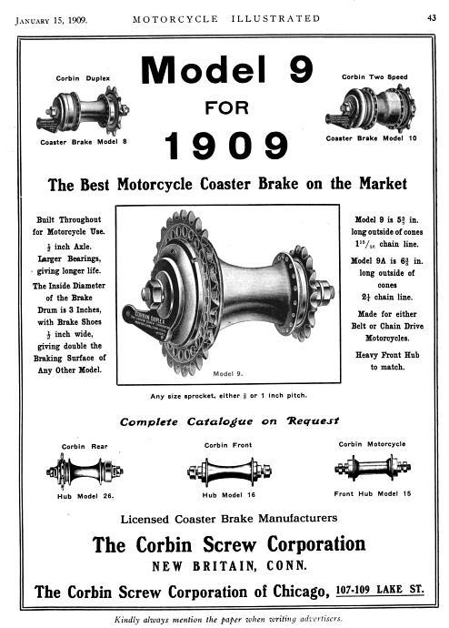 1909 Corbin Brake line.jpg