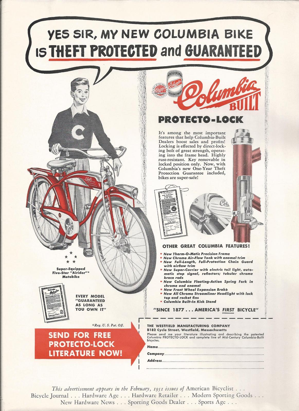 1951 Theft Proteced and Guaranteed.jpg