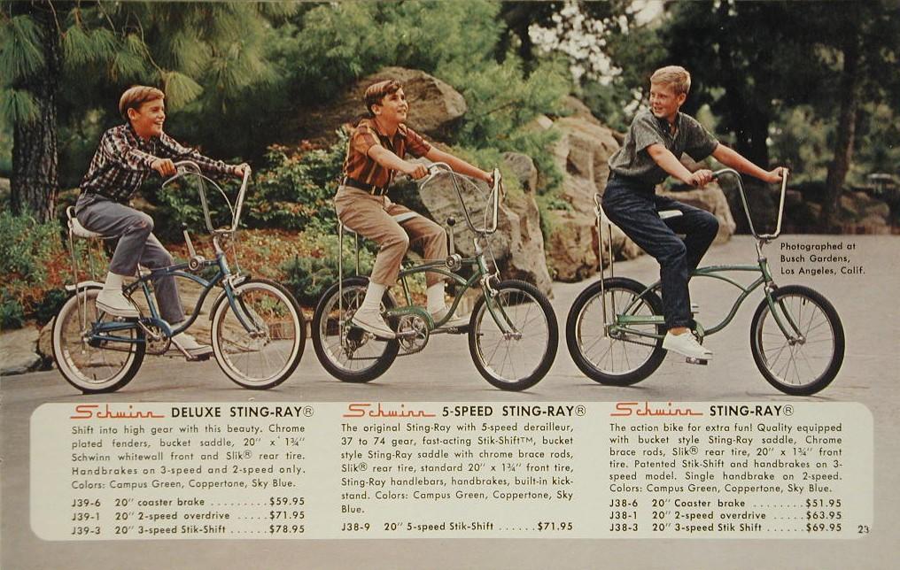 1ebd31fe8e0 Rare Schwinn 68' Coppertone 5 Speed Fenderless | The Classic and ...