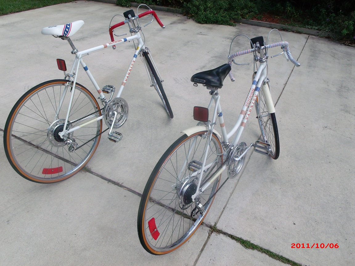 Bicentennial Varsity The Classic And Antique Bicycle Exchange