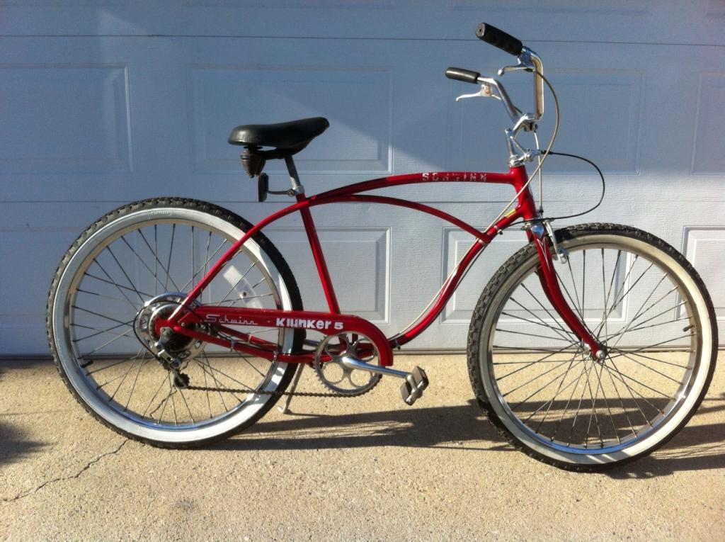 1980 schwinn cruiser 5 | The Classic and Antique Bicycle