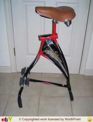 Wanted 1995 Schwinn Black Phantom Barstool The Classic