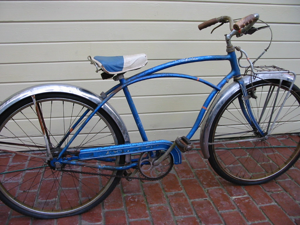 cb1d9f72aa4 1954 Schwinn Corvette | The Classic and Antique Bicycle Exchange