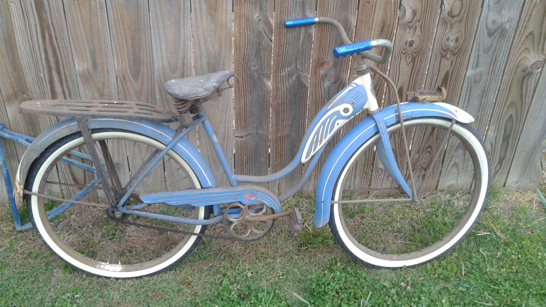 5f32d0da12b 1951 Schwinn Dx Bf Goodrich Bike | The Classic and Antique Bicycle ...