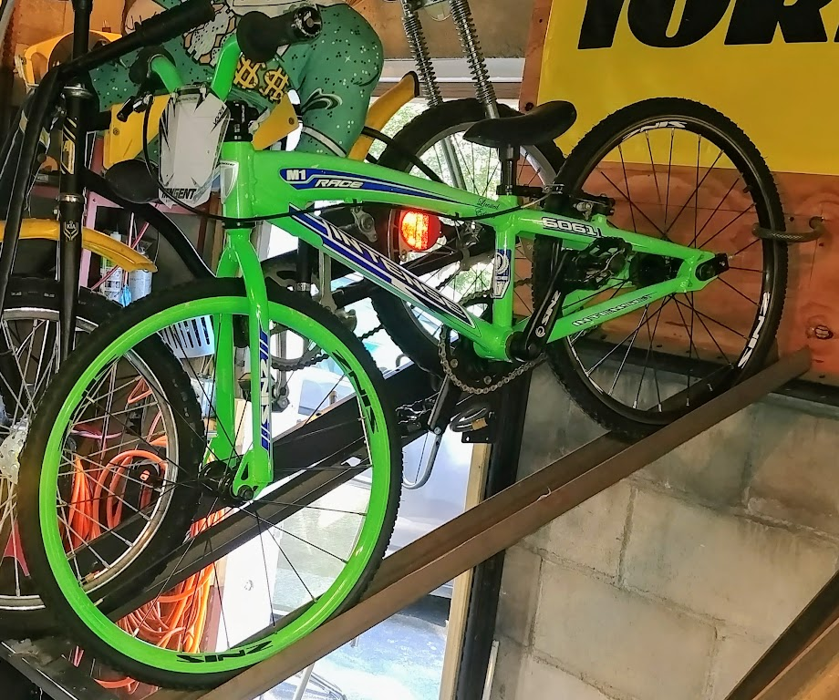 Intense mini M1 Limited Edition Jr kids BMX race bike in RI