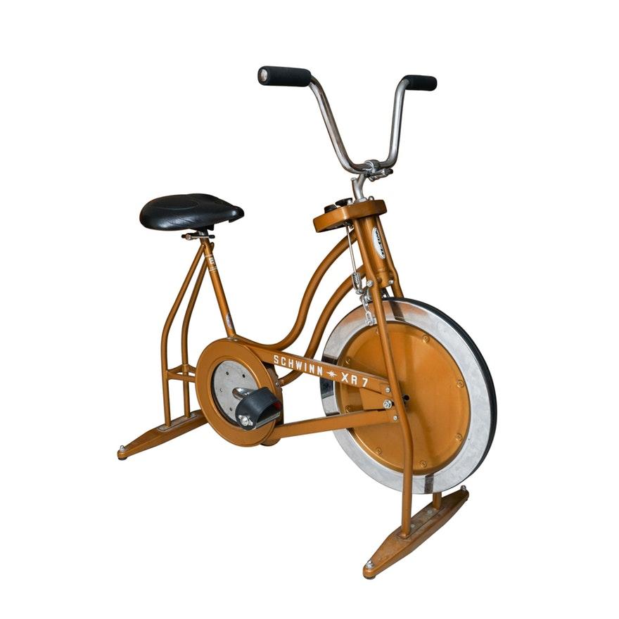 Schwinn Xr7 Exercise Bike Making Noise