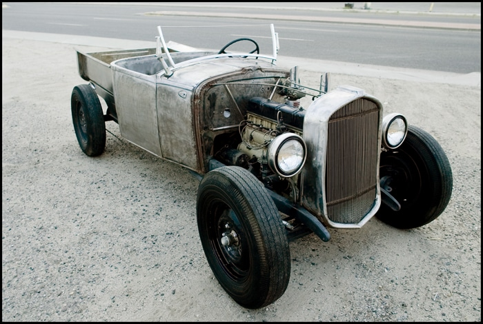 Hot Rod Roadster Pickup | The Classic and Antique Bicycle ...