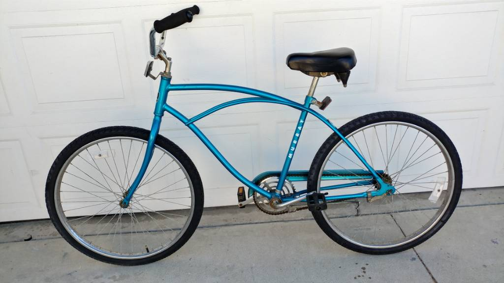Details about  /1985 Vintage Murray Monterey Beach Cruiser Bicycle