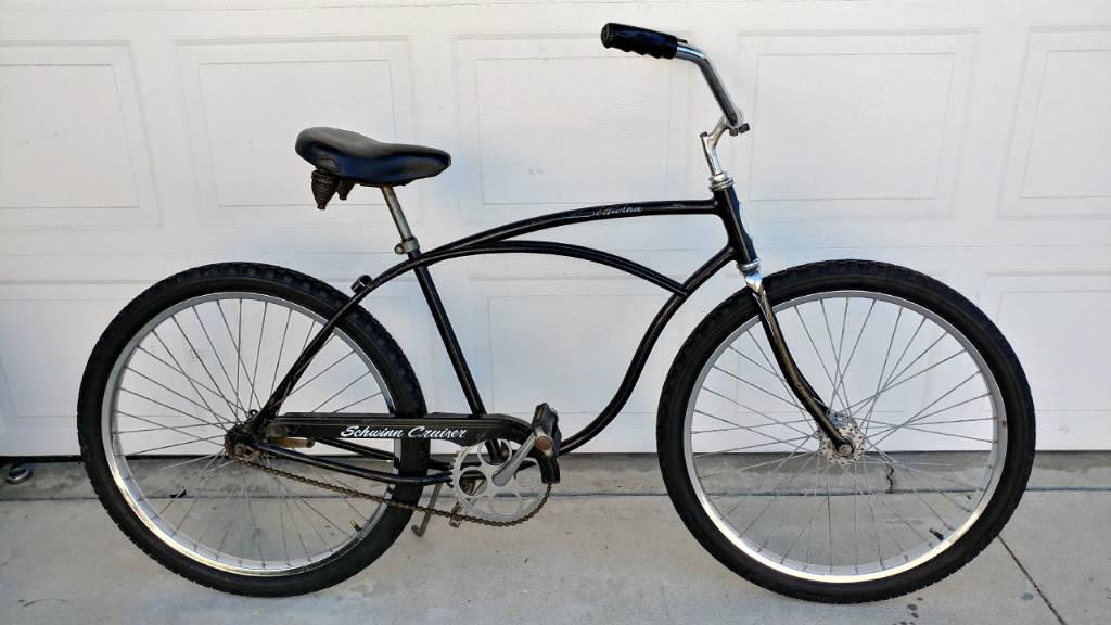 069cfcf25a9 1980 Schwinn Beach Cruiser bike. Mens 26 inch. | The Classic and ...
