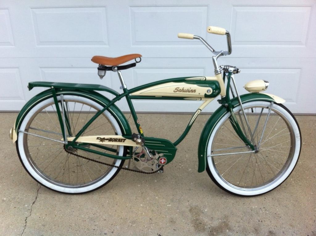 Is it a real Schwinn Cruiser Deluxe 100th Anniversary bike