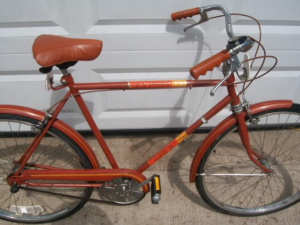 Huffy Seapines 3 speed | The Classic and Antique Bicycle