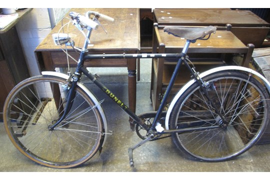 dunelt bicycle serial number