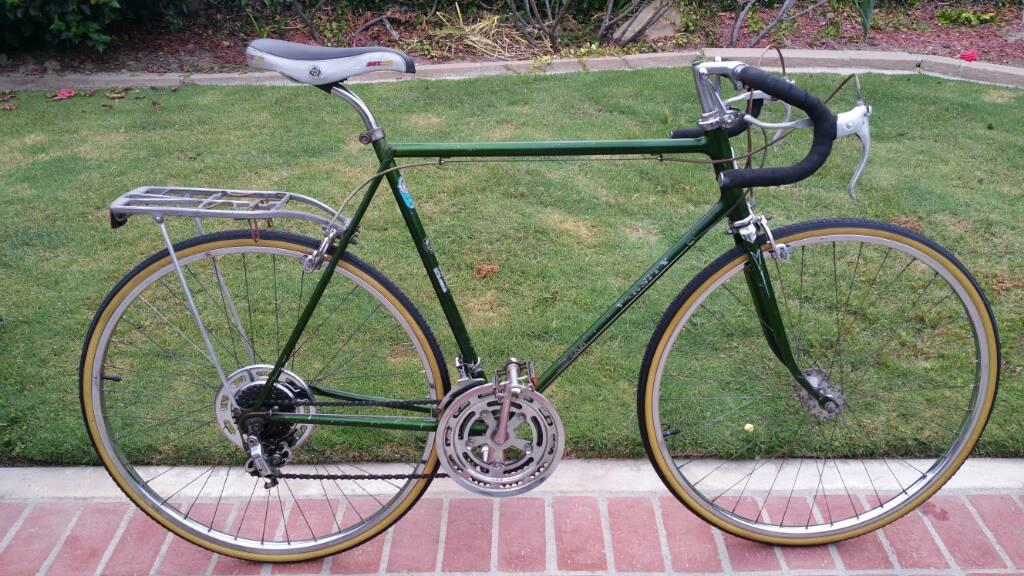 b8965819673 1972 Schwinn Varsity 10 speed TALL FRAME! | The Classic and Antique ...