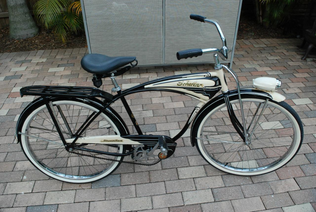 736d5304fa0 What is this one worth - 1957 Vintage Schwinn Streamliner | The ...
