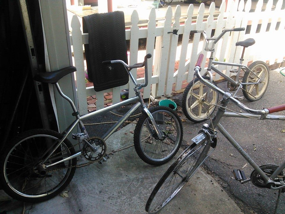My Saturday garage sale bike score   The Classic and Antique
