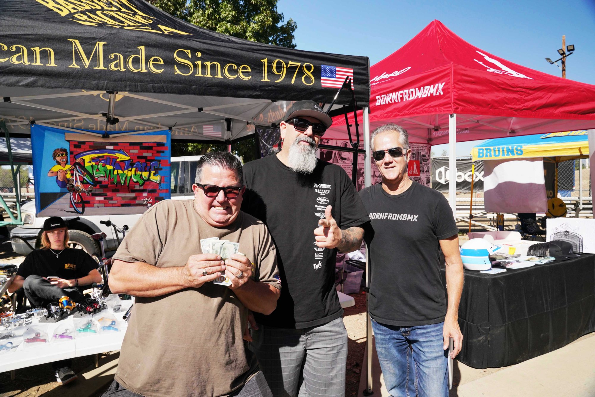 Bill Hohman Adam Mark and Bob Haro.JPG