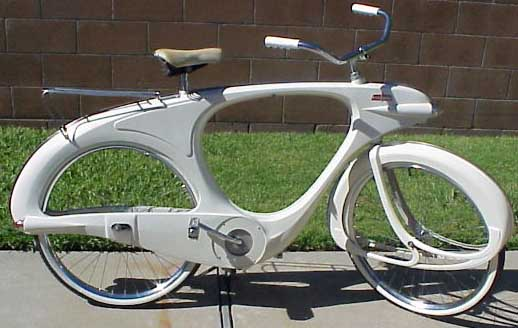 What Is This Crazy Looking Bike The Classic And Antique Bicycle