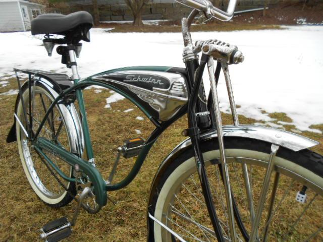 Is it a real Schwinn Cruiser Deluxe 100th Anniversary bike? | The
