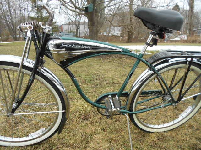 36365cf4f76 Is it a real Schwinn Cruiser Deluxe 100th Anniversary bike? | The ...