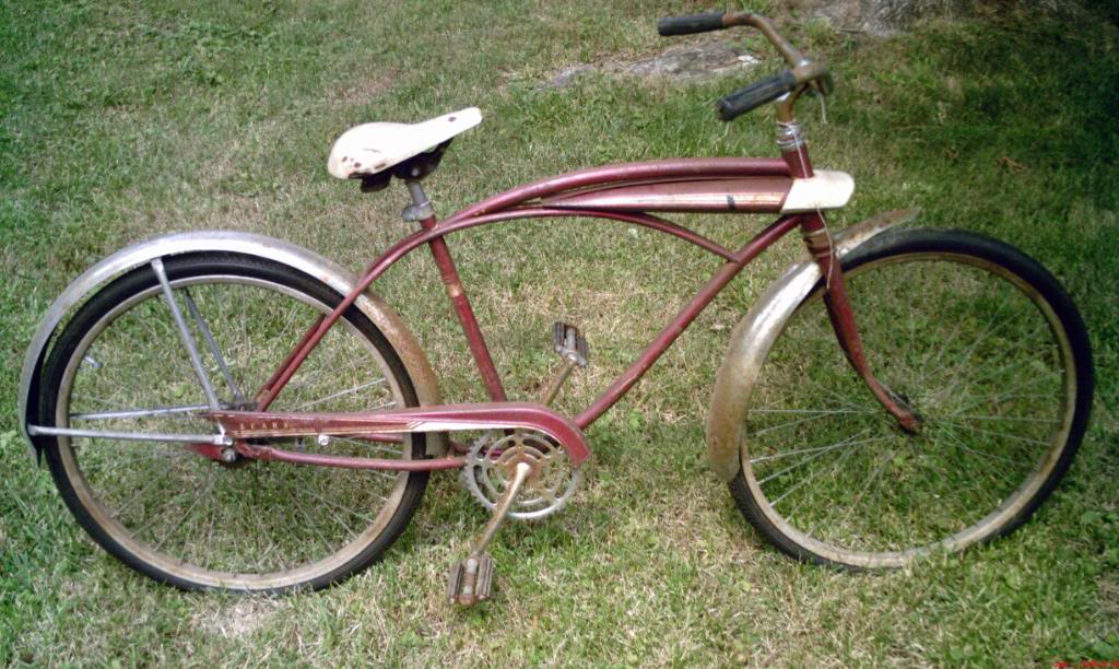 Old Murray Bicycles Bicycle Models
