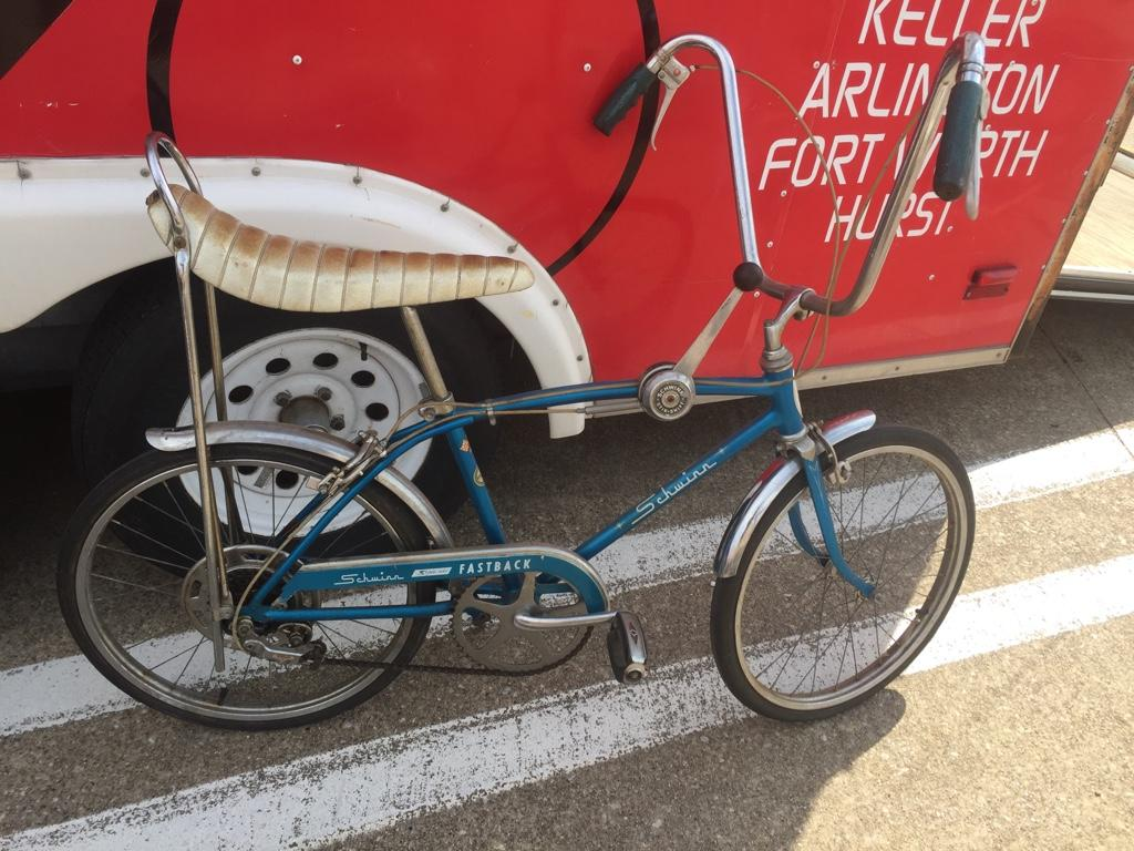 33f6033ea14 1966 Schwinn Stingray Fastback Questions | The Classic and Antique ...