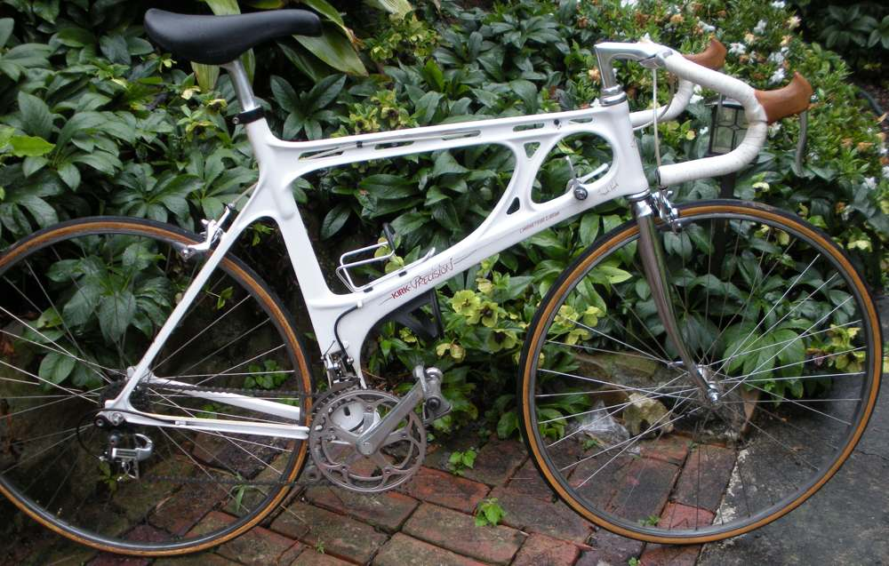 Kirk Precision Magnesium road bike | The Classic and Antique Bicycle ...