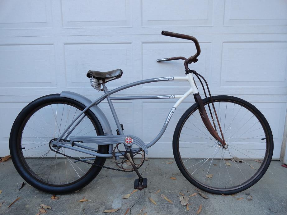 a6f567283f1 1951 B.F. Goodrich Schwinn for sale or trade | The Classic and ...