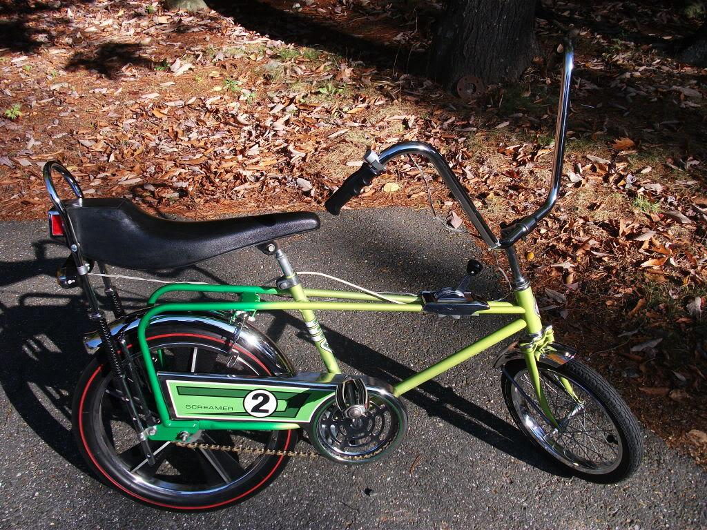 Wtb Sears Screamer Chopper Banana Seat The Classic And Antique