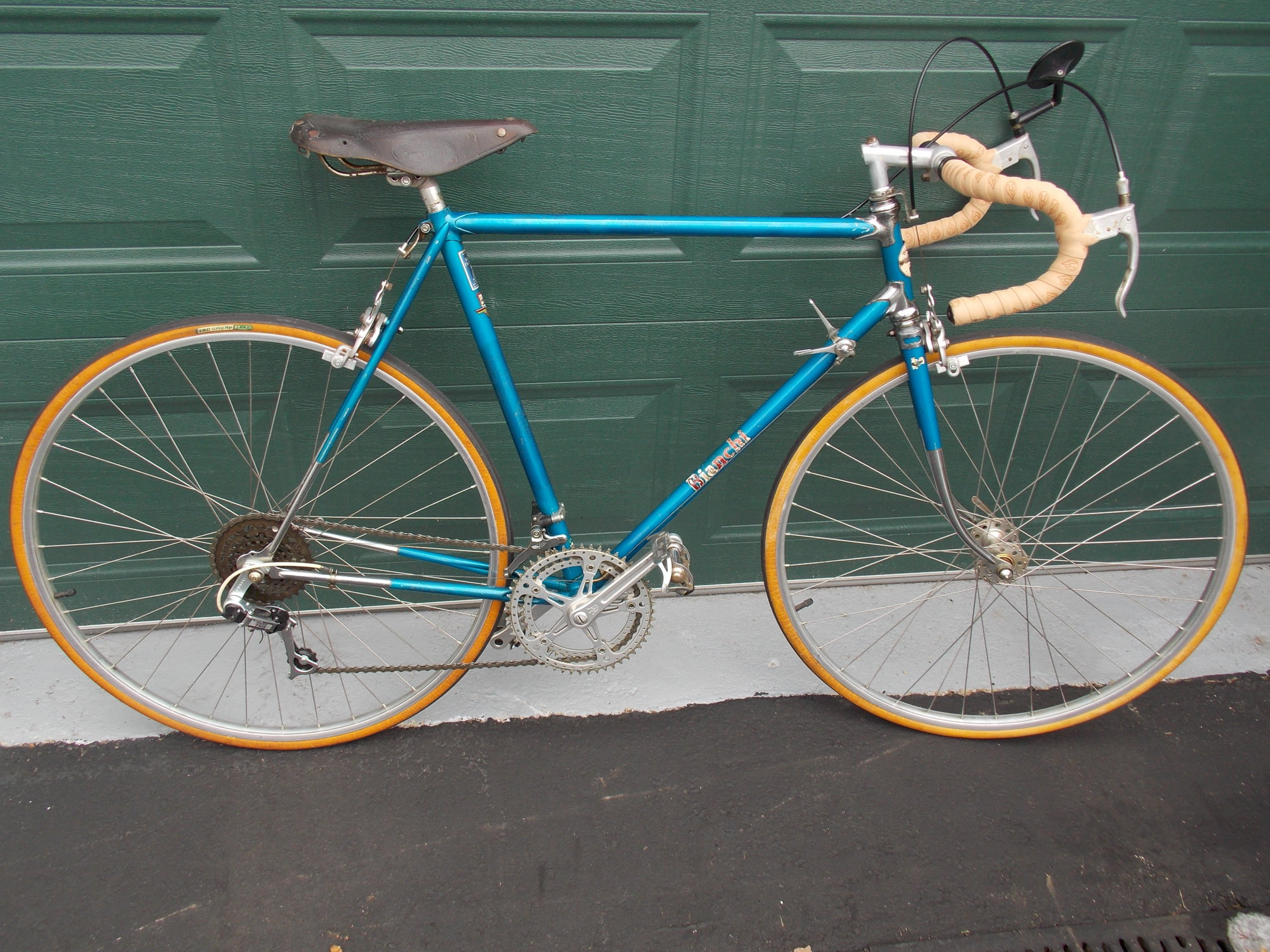 Reduced - 1961 Bianchi Integrated Headset | The Classic and