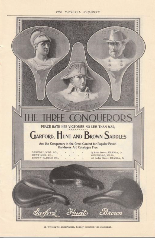 Garford Hunt and Brown Saddle Advert.png