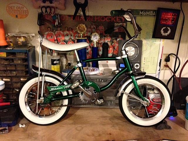 Schwinn lil tiger parts | The Classic and Antique Bicycle