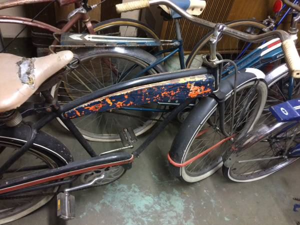 The Classic and Antique Bicycle Exchange
