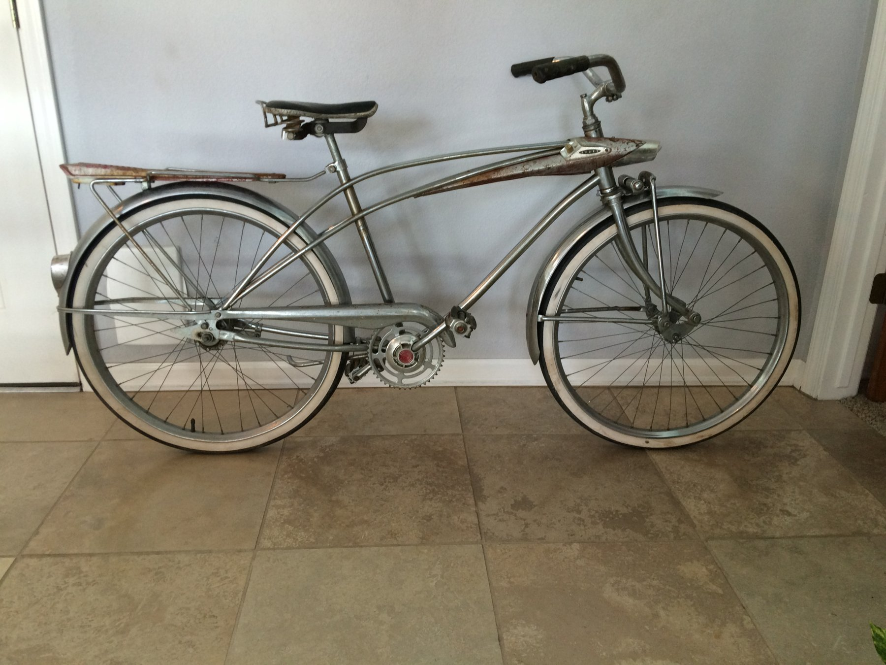 Spaceliner Paint Question/cost | The Classic and Antique Bicycle ...