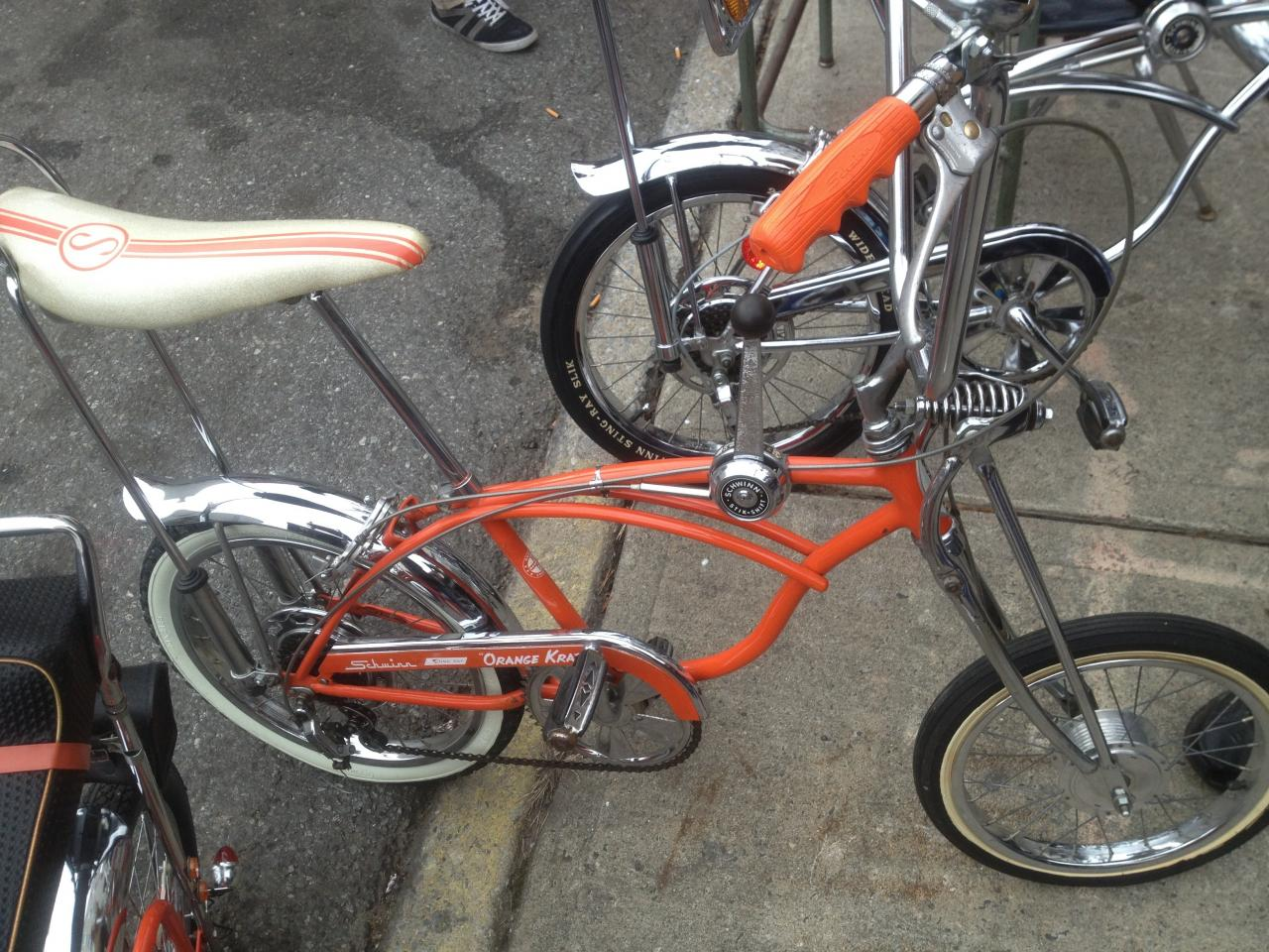 3017f4b176d Value of 68 Orange Krate | The Classic and Antique Bicycle Exchange