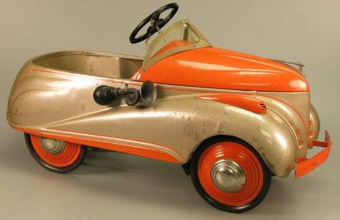 Looking For Steelcraft Pedal Car The Classic And Antique Bicycle