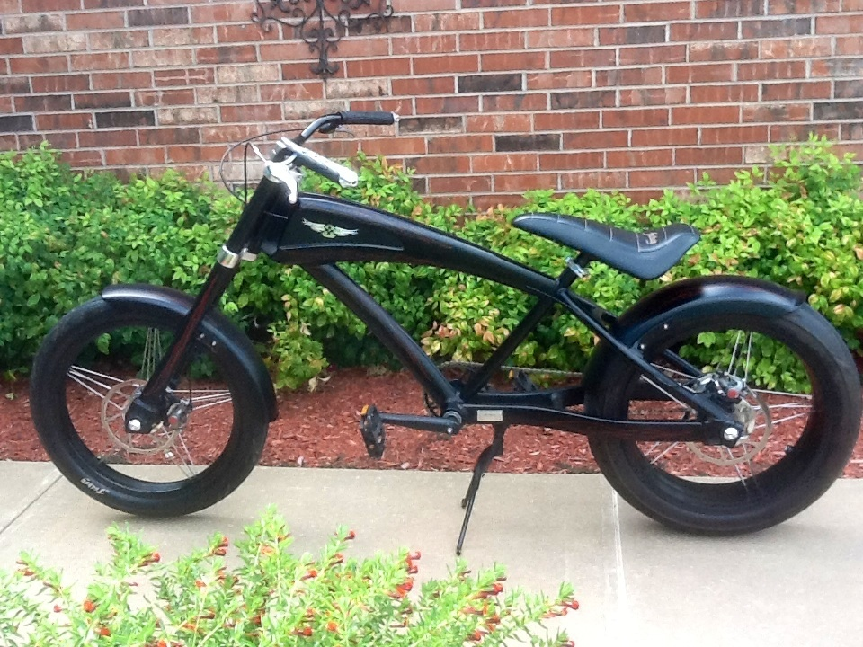 Specialized Fatboy Chopper Cruiser LE Collector #88 of 999