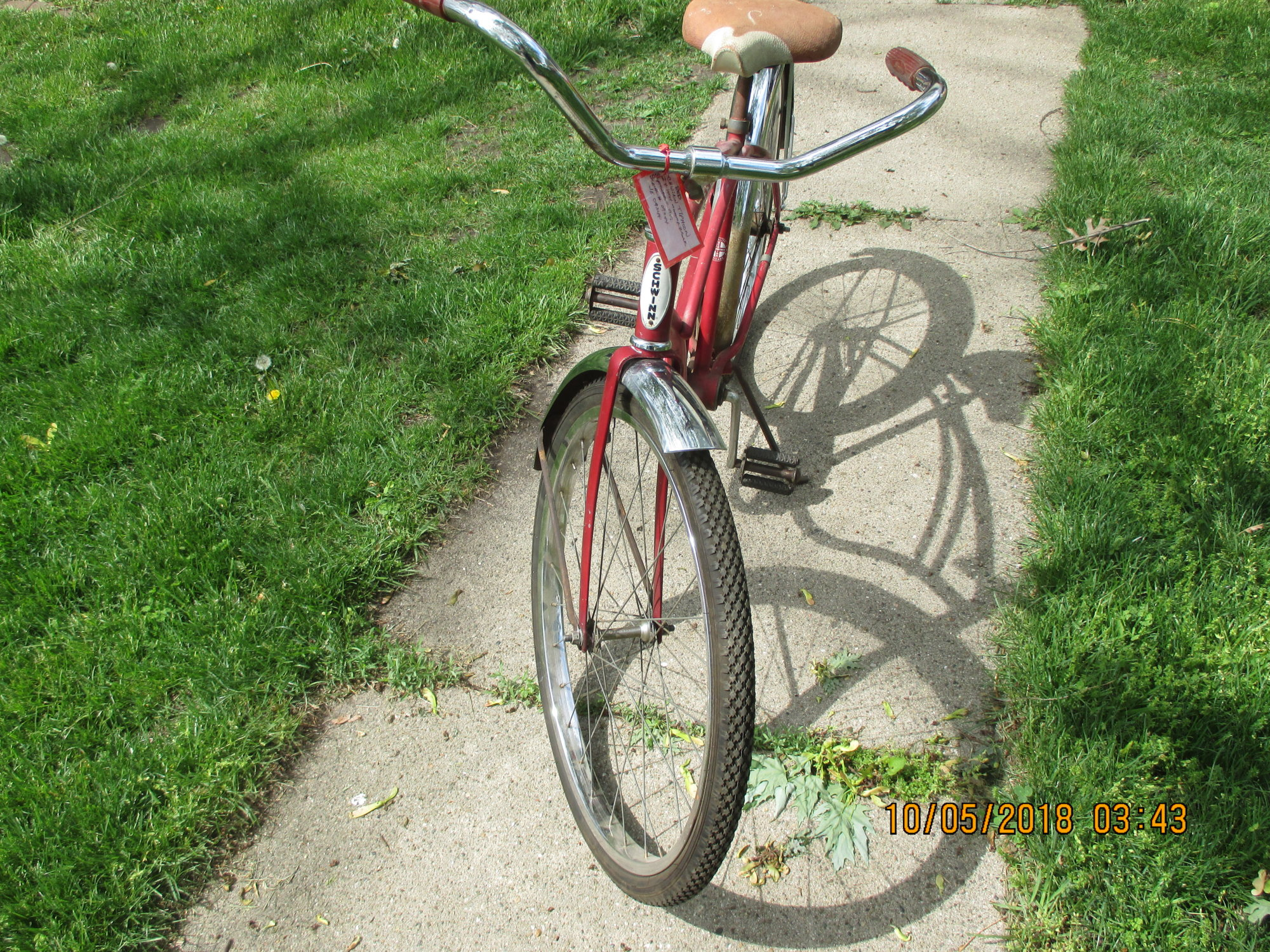 FOR SALE schwinn typhoon 24 inch | The Classic and Antique