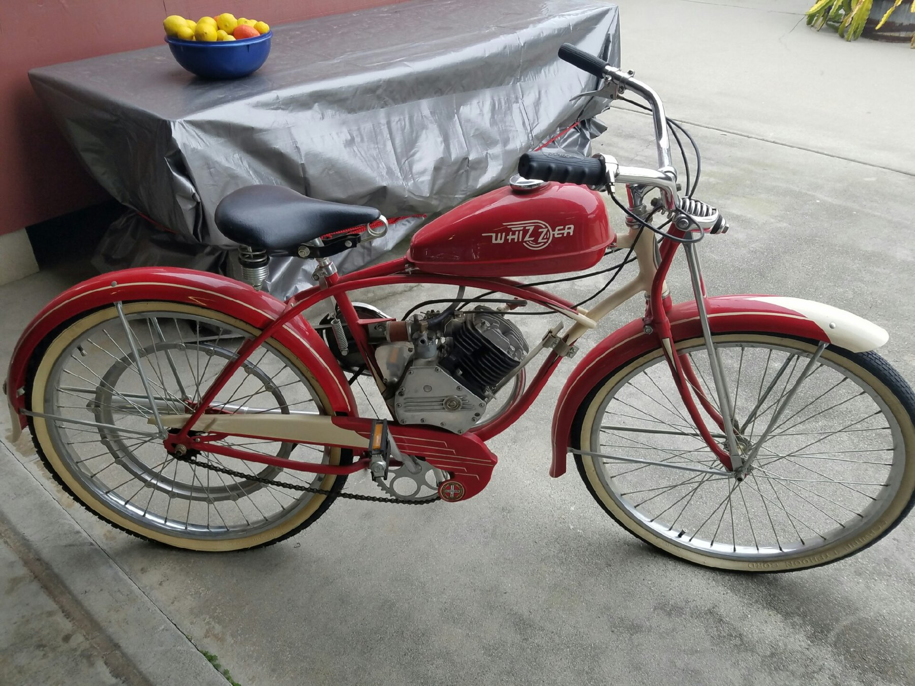 Whizzer on eBay | The Classic and Antique Bicycle Exchange