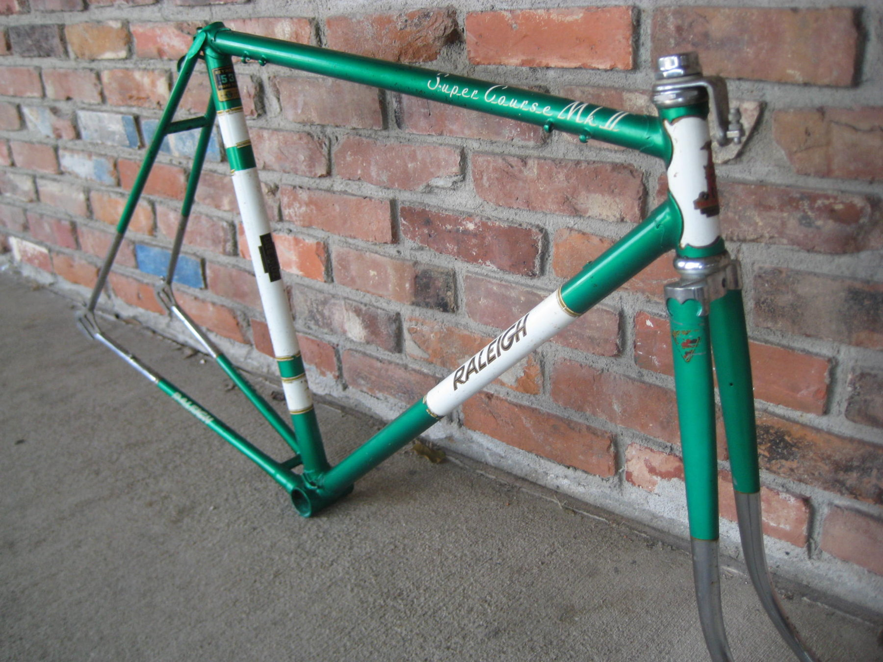 Vintage Road Frames Raleigh Motobecane Trek | The Classic and ...